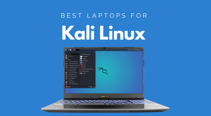 Best Laptops For Kali Linux