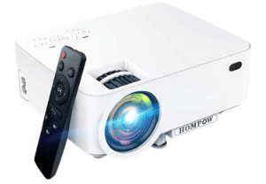 Best Outdoor Projector For Daylight